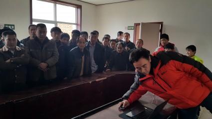 중국 하북성 대추 농민들 교육.jpg